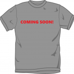 2019 shirts are *COMING SOON*  Same t-shirt, new look